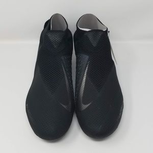 new product 4a073 4ca27 ... Nike Phantom VSN Pro DF FG AO3266-001 Triple Black ...